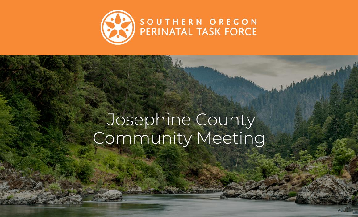 Josephine County Community Meeting
