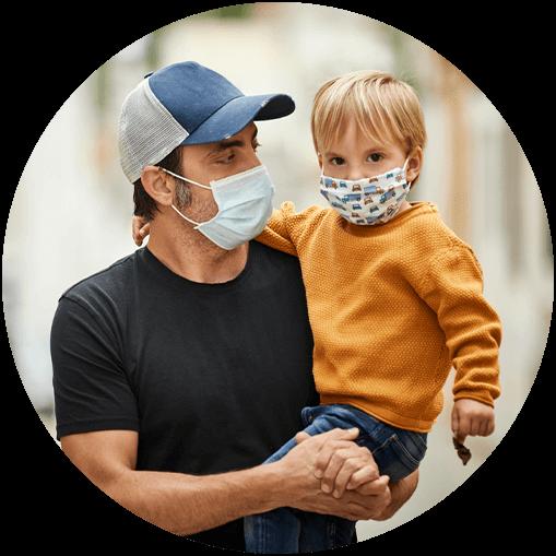 Father & Son Covid-19 Resources