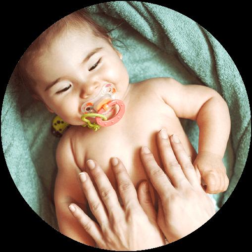 Infant Massage  Newborn Care