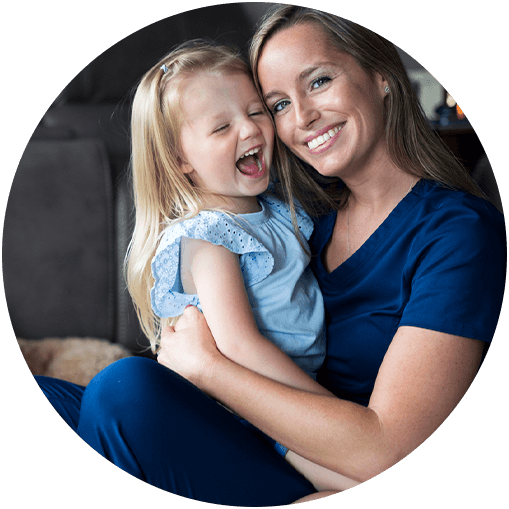 Nurse Home Visits with Toddler