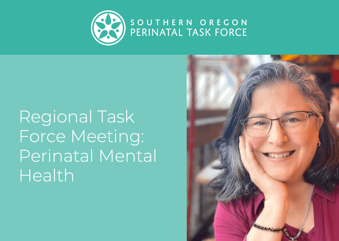 Regional Task Force Meeting: Perinatal Mental Health