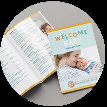 Welcome Baby Brochure